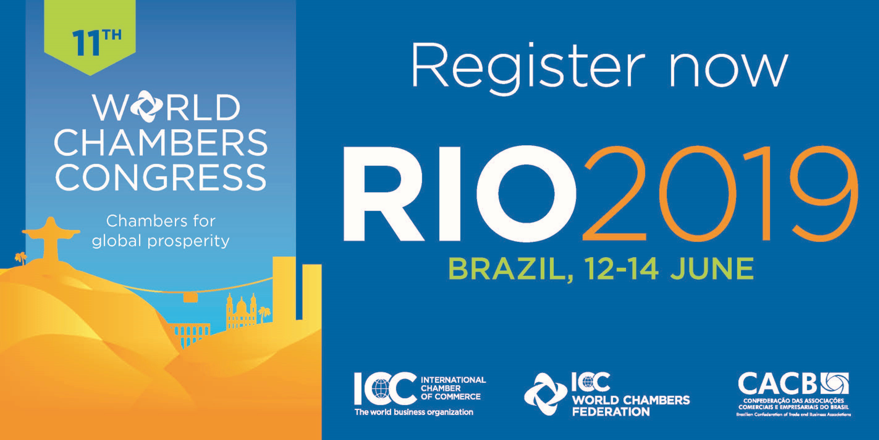 Register Now 11th World Chambers Congress